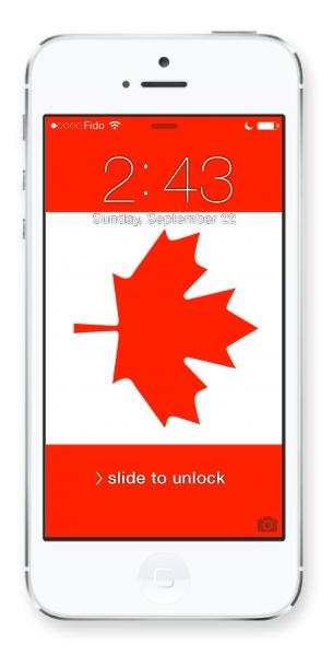 canadian flag iphone ringtones